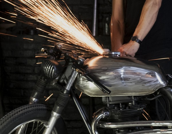 Motorcycle Design Theory