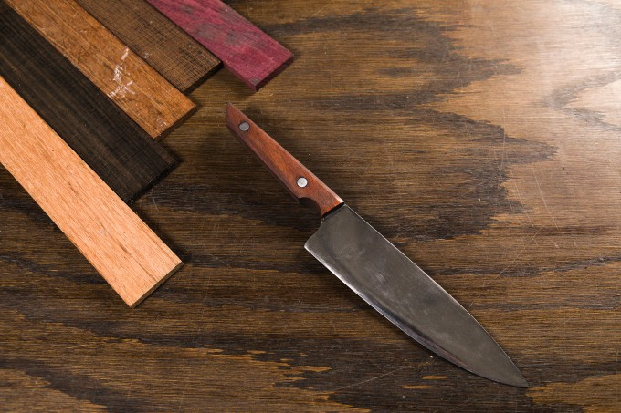 Introduction to Knife Making