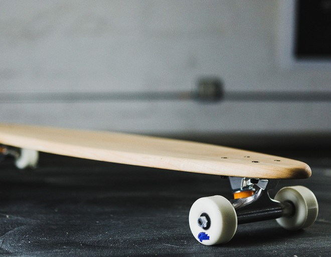 Build a Longboard (Skateboard)